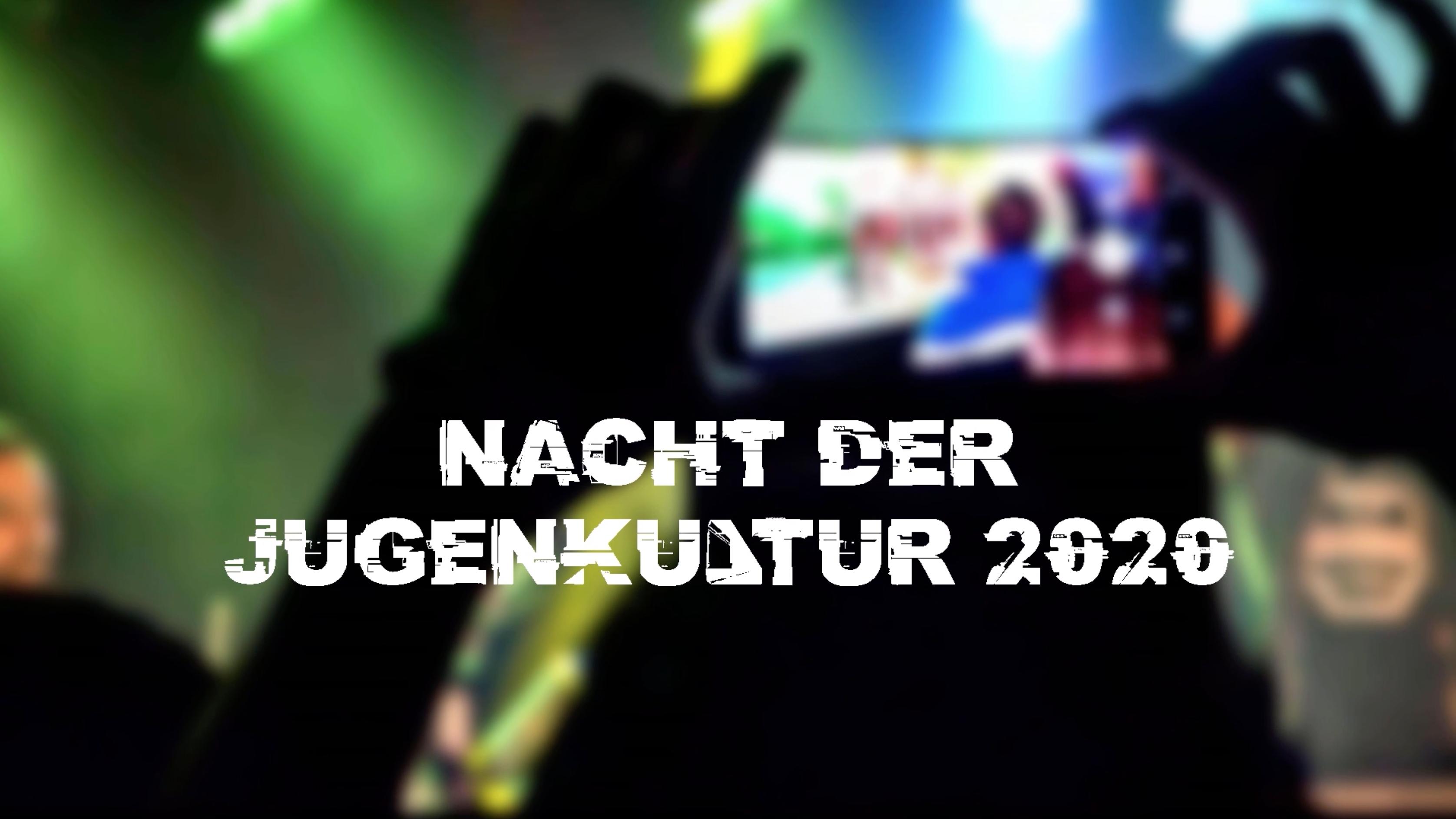 Die Nacht der Jugendkultur 2020
